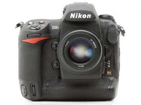 Nikon khẳng định đẳng cấp bằng D3s