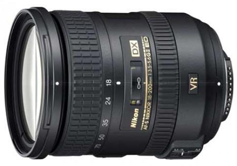 Nikon nâng cấp hai telezoom
