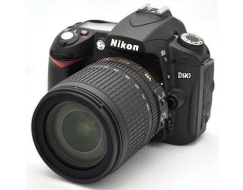 Nikon ngừng sản xuất D90
