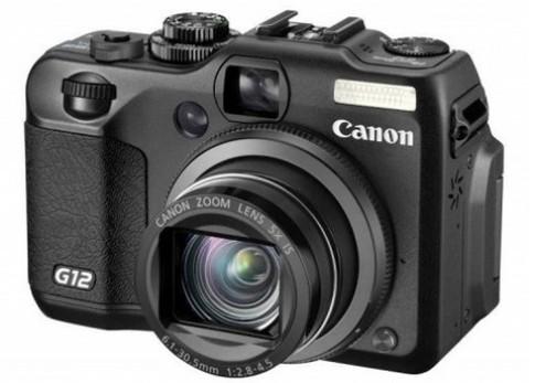 Nikon P7000 'đọ sức' cùng Canon G12