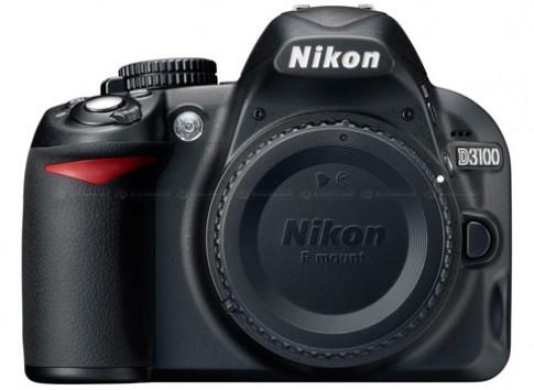 Nikon ra D3100 quay video Full HD