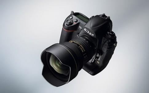 Nikon ra mắt D3s với ISO mở rộng 6 số