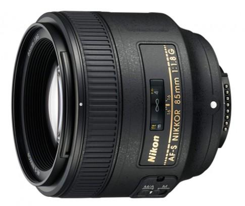 Nikon ra mắt ống kính AF-S Nikkor 85mm f/1.8 G