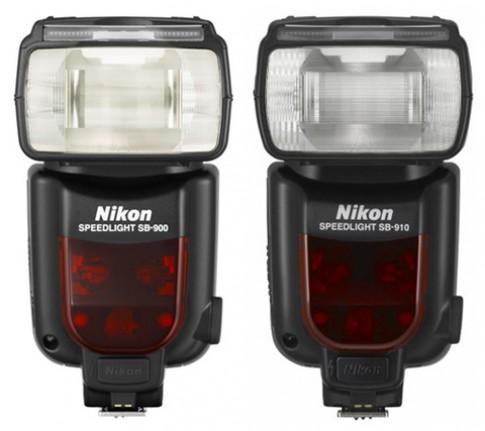 Nikon SB-900 vs. SB-910 Speedlight