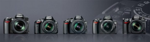 Nikon sẽ ra thêm 3 mẫu DSLR năm nay