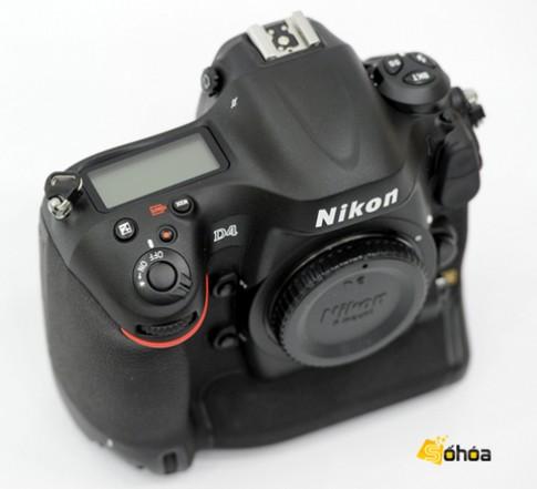 Nikon tăng giá D4 và D800/D800E tại Anh