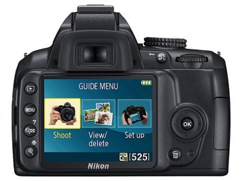 Nikon trình làng bộ đôi D3000 và D300s