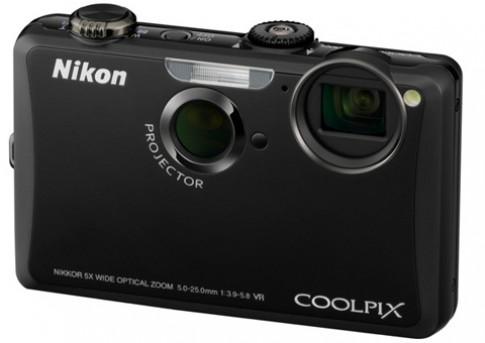 Nikon trình làng camera kiêm máy chiếu mới