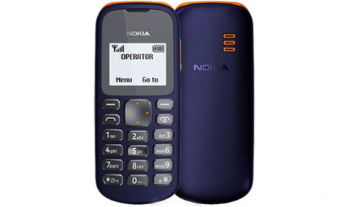 Nokia 103 giá dưới 500.000 đồng ra mắt