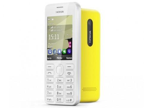 Nokia 206 2 SIM gia re nhieu tinh nang bat dau ban o VN