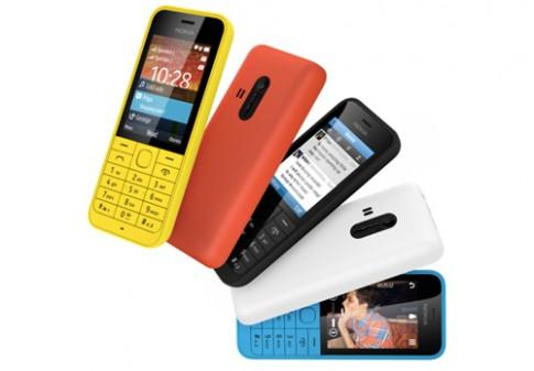 Nokia 220, điện thoại Internet rẻ nhất thế giới ra mắt
