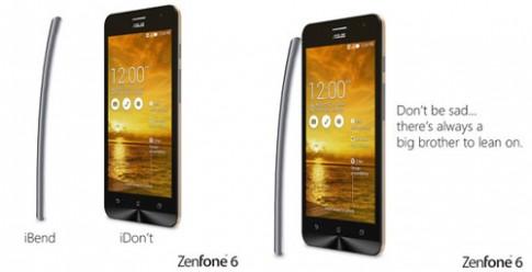 Nokia 3310 cũng được thử uốn cong giống iPhone 6