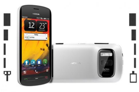 Nokia 808 trong thử thách thời lượng pin