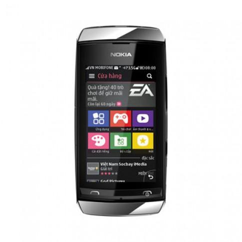 Nokia Asha 306 Wi-Fi – trải nghiệm di động tiết kiệm