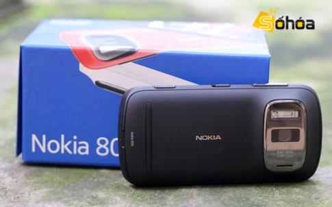Nokia bắt đầu bán model 808 PureView tại Ấn Độ