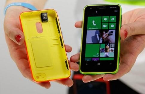 Nokia cập nhật phần mềm cho Lumia 920, 820 và 620