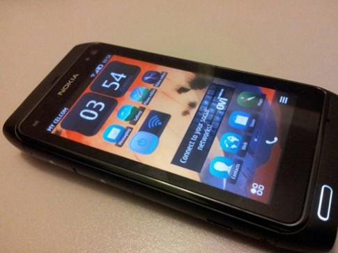 Nokia cập nhật Symbian Belle cho 8 điện thoại