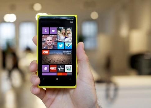 Nokia đang nghiên cứu smartphone 5 inch Full HD