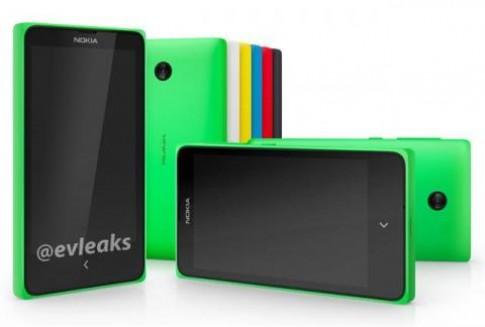Nokia để lộ hàng loạt ảnh về điện thoại Android