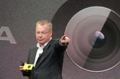 Nokia 'định nghĩa lại' máy ảnh trên smartphone với Lumia 1020