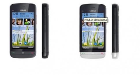 Nokia giới thiệu hai điện thoại mới