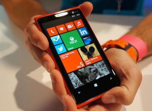 Nokia giới thiệu Lumia 920T dành cho Trung Quốc