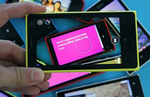Nokia làm mới Windows Phone Lumia bằng bản cập nhật Amber