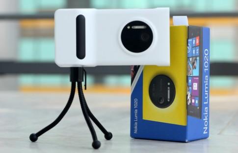 Nokia Lumia 1020 chính hãng sắp bán ở Việt Nam