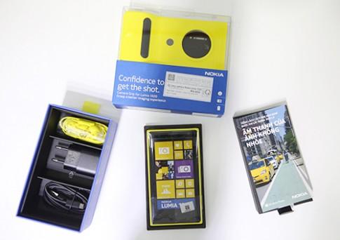 Nokia Lumia 1020 đã bán, giá 15 triệu đồng