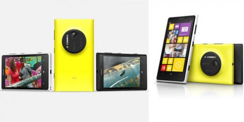 Nokia Lumia 1020 xuất hiện tại TP HCM