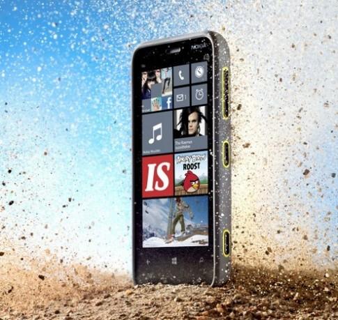 Nokia Lumia 620 có thêm bản chống nước và bụi