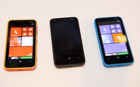 Nokia Lumia 620 xuất hiện tại TP HCM