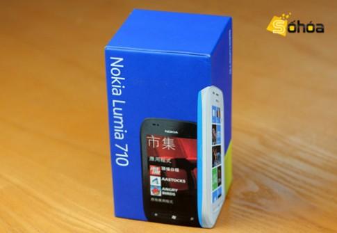 Nokia Lumia 710 'giá rẻ' về VN