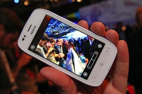 Nokia Lumia 710 xử lý nhanh hơn smartphone cùng loại