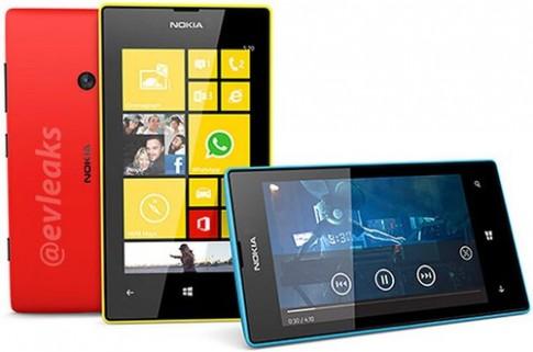Nokia Lumia 720 và 520 lõi kép lộ diện trước MWC 2013