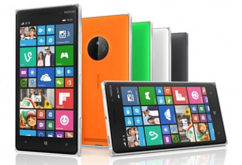 Nokia Lumia 830 camera PureView sắp được bán ở Việt Nam