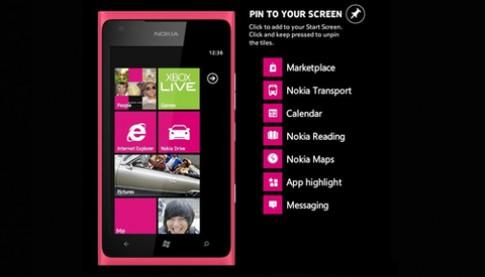 Nokia Lumia 900 có phiên bản màu hồng