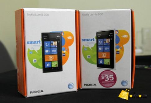 Nokia Lumia 900 về VN giá 12,3 triệu đồng