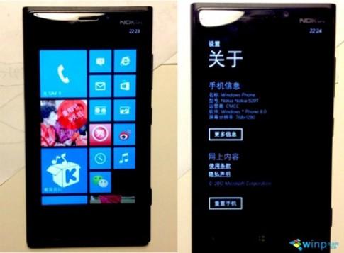 Nokia Lumia 920 có thêm phiên bản Trung Quốc