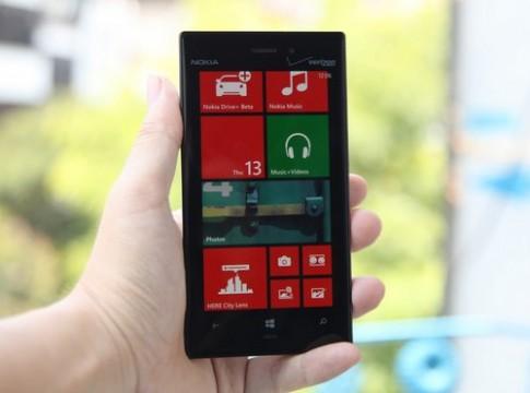 Nokia Lumia 928 - bản sao của Lumia 920 có mặt ở VN