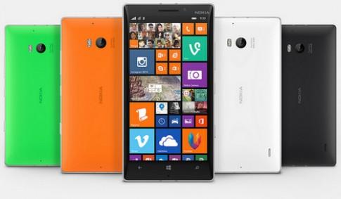 Nokia Lumia 930 sẽ được bán ở VN trong tháng 6