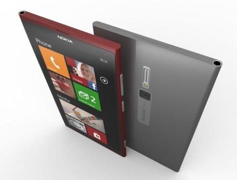 Nokia Lumia Catwalk vỏ nhôm có thể ra mắt vào 14/5