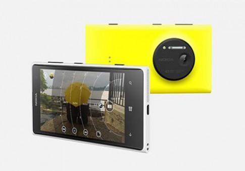 Nokia Lumia có thể dùng công nghệ chụp ảnh của Canon