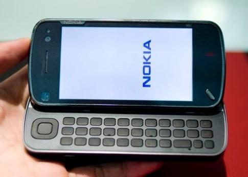 Nokia N97 giá 13 triệu đồng tại VN
