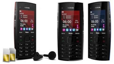 Nokia ra mắt điện thoại giá rẻ X2-02
