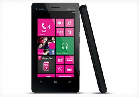 Nokia ra Windows Phone 8 độc quyền cho T-Mobile