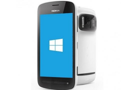Nokia sắp có Windows Phone camera 38 megapixel