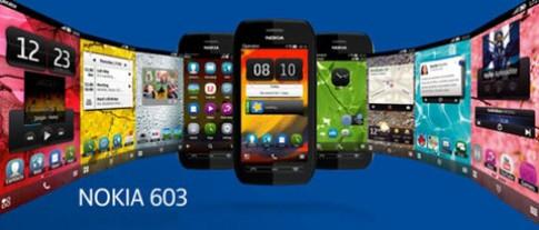 Nokia sắp ra bản 603 chạy Symbian, chip 1GHz
