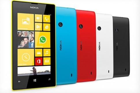 Nokia trình làng Lumia 520 giá gần 4 triệu đồng