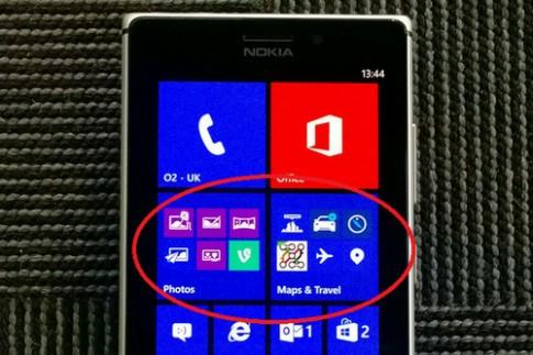 Nokia tung bản cập nhật cho Windows Phone Lumia
